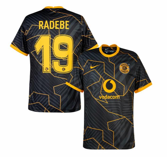 Camisetas Kaizer Chiefs