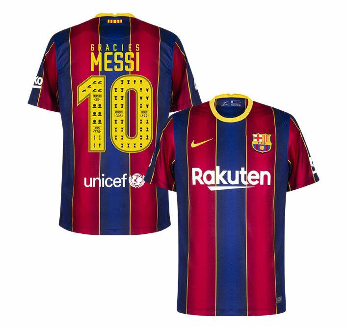 Buy Barcelona Football Shirts