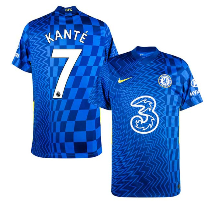 Maillots Chelsea