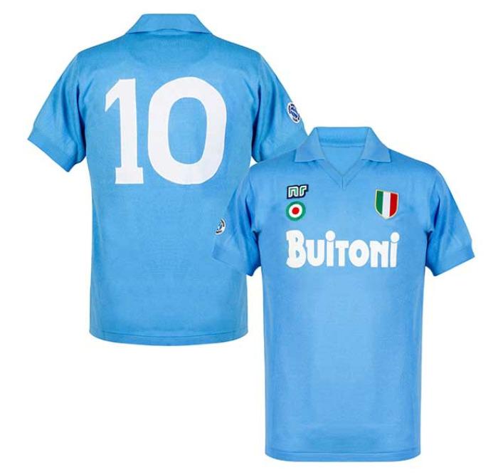 Retro Voetbalshirts